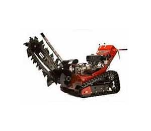 Trencher rentals in Western Washington