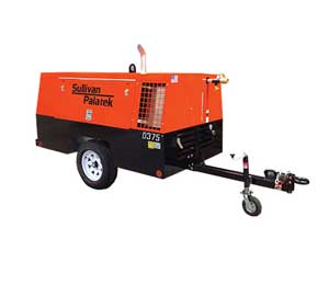 Compressor rentals in Western Washington