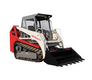 Loader rentals in Western Washington
