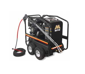 Pressure washer rentals in Western Washington