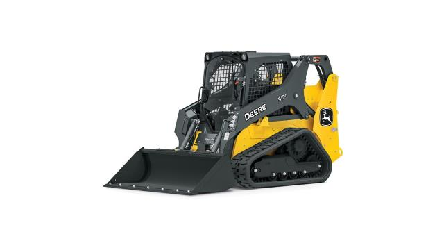 Where to find 317G TRACKED LOADER ENCLOSED CAB in Tacoma