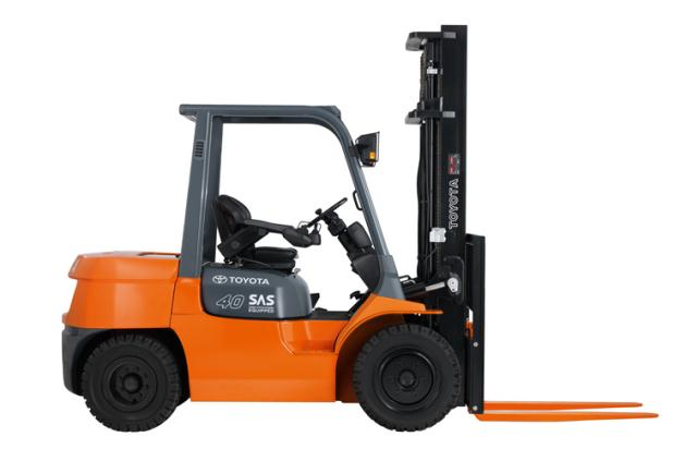 Where to find 9K INDUSTRIAL FORKLIFT PROPANE in Tacoma
