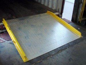Where to find 5  X 6  FORKLIFT DOCK PLATE in Tacoma