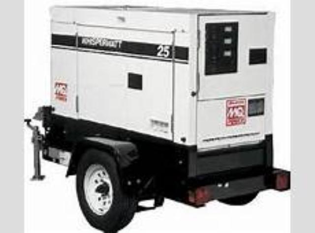 Where to find 25KVW GENERATOR DIESEL POWERED in Tacoma