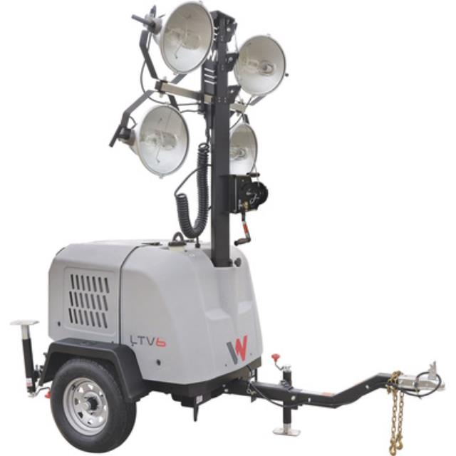 Where to find 4 PLEX LIGHT TOWER-DIESEL in Tacoma