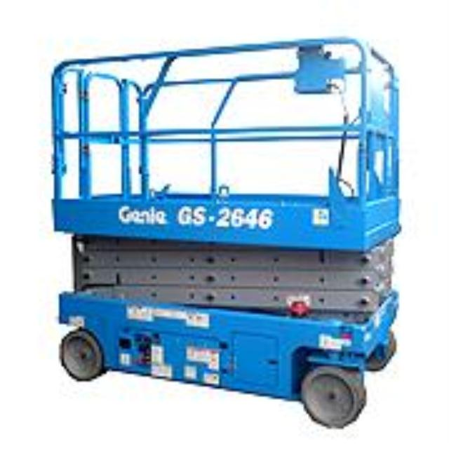 Where to find 26  SCISSORLIFT ELECTRIC in Tacoma