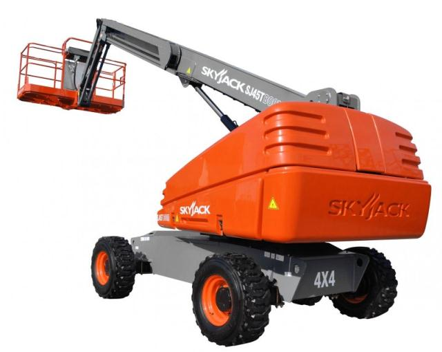 Where to find 45  BOOM LIFT 4X4 in Tacoma