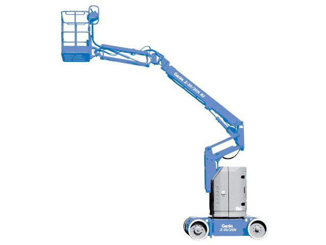 Where to find Z30 20 N ELEC BOOM LIFT in Tacoma