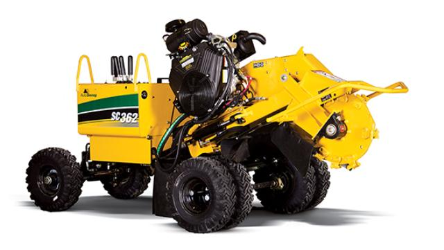 Where to find VERMEER SC362 STUMP GRINDER in Tacoma