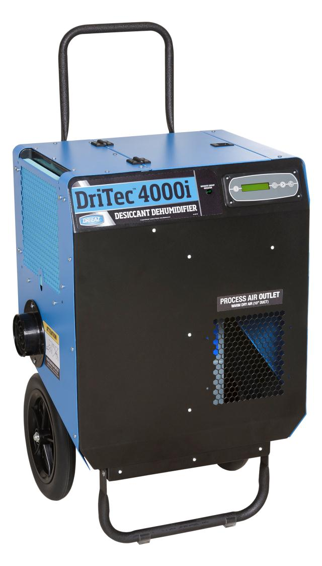 Where to find DRITEC 4000I DESICCANT DEHUMIDIFIER in Tacoma