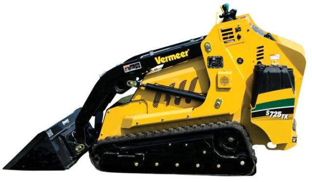 Where to find S725TX VERMEER LOADER W BUCKET in Tacoma