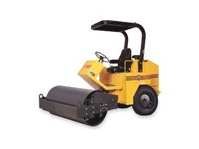 Rent Compaction Equipment